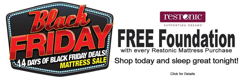 Serta Black Friday Mattress Sale