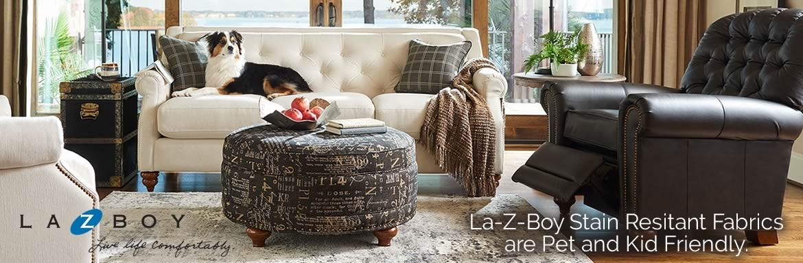 Francis Furniture of Sidney is your place to buy stylish and comfortable furniture by La-Z-Boy.