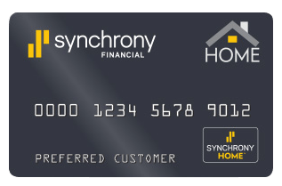 Synchrony Home Card